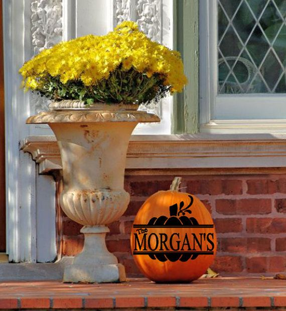 17 Best images about FallHalloween Decals on Pinterest  ~ 233449_Thanksgiving Decorations Nz