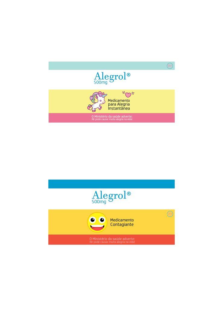 Molde para Alegrol, potinho cheio de confetes - chocolates (A4)
