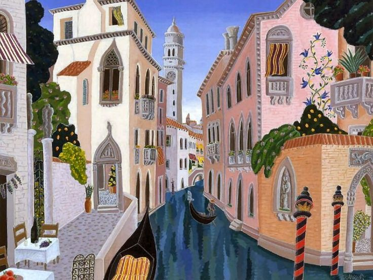 Thomas McKnight - Venice