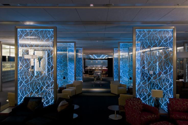 These Illuminated Glass Panels Are Engraved Internally