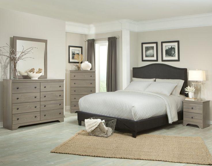 Bedroom Furniture Grey