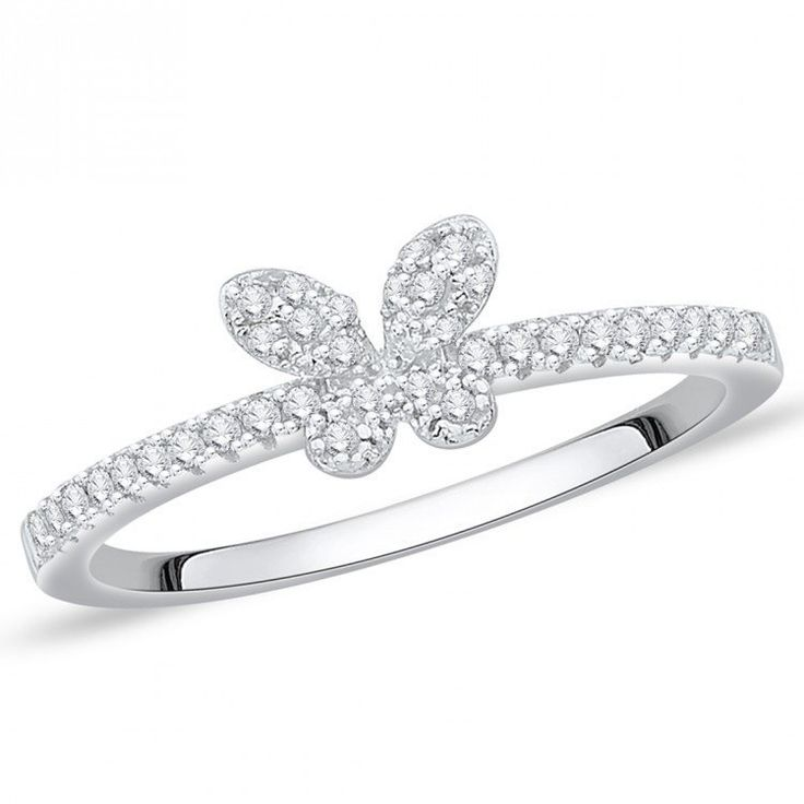 Silver colour and attractive American diamond   finger ring.  Occasion - Party Wear, wedding.