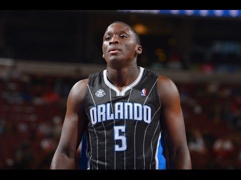 Victor Oladipo's Near Triple-Double Leads the Magic to a 2OT Win Over the Knicks-- #VictorOladipoNBA