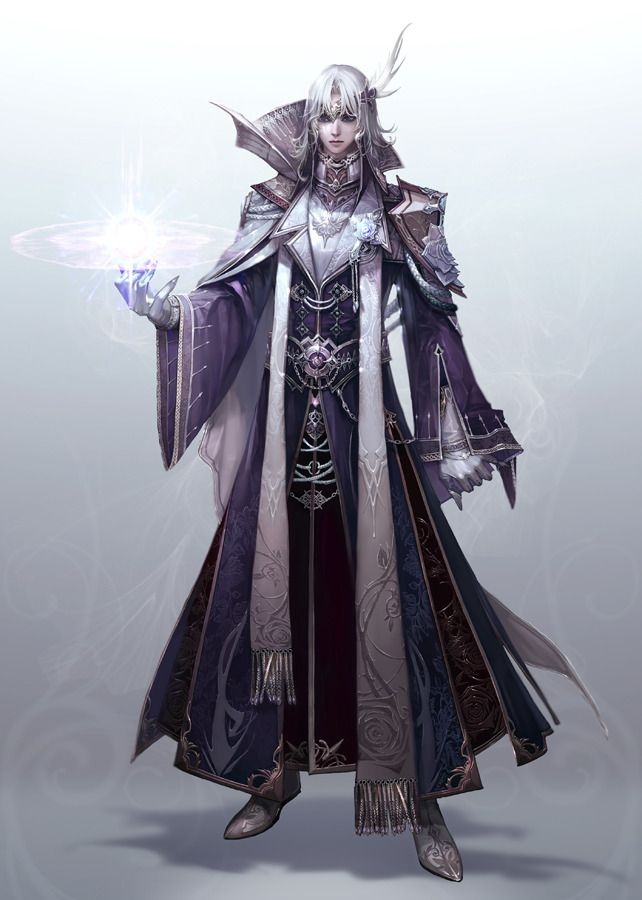 New aion concept artist identified thanks to... - The Art of Aion Online