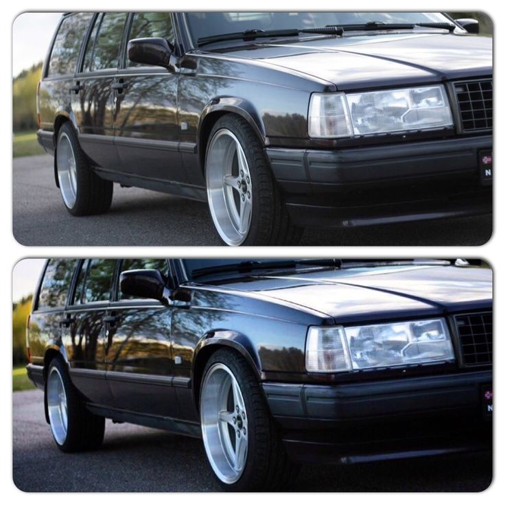 Volvo 940 Turbo Blackberry Pearl