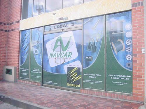 fachada Navcar