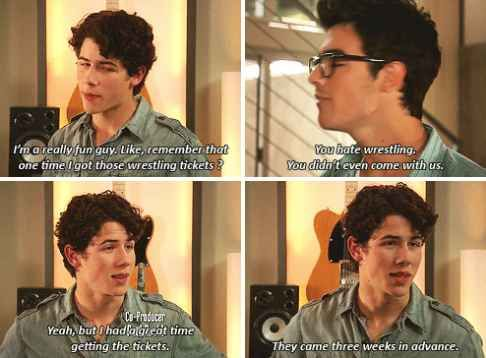 And you definitely watched the Disney Channel, even though you were ~probably~ too old, just for Jonas LA.