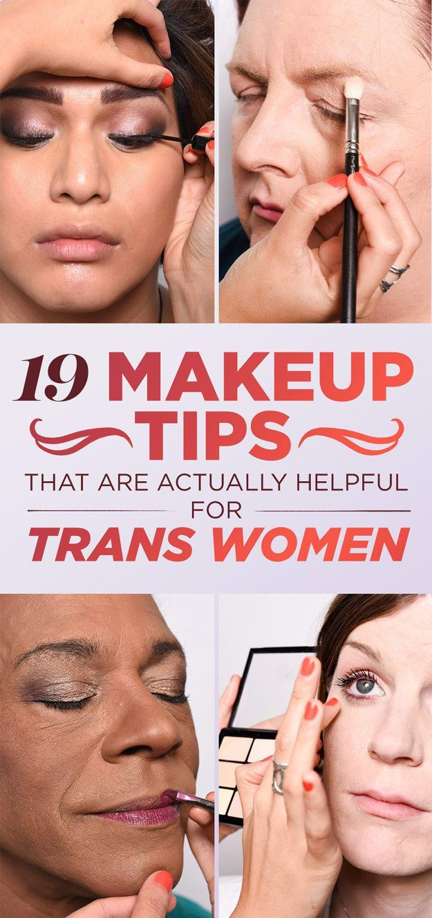 Final, Transvestite makeup guide please the