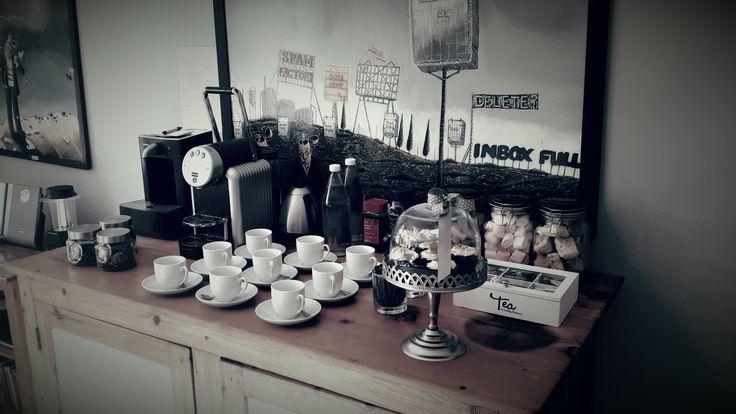 #Nespresso #Cappucchino #Latte #Coffee www.summerwood.co.za