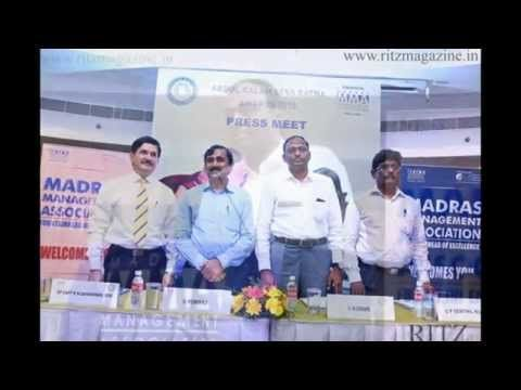 Abdul Kalam Vision India & MMA! PRESS MEET