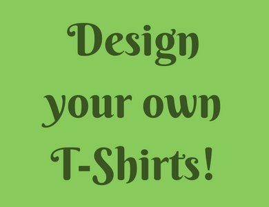 Design & Print T-Shirts for all occasions with our easy design tool. Get a quote for bulk printing and custom T-Shirt manufacturing orders.