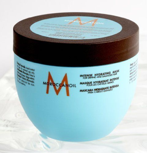 Intense Hydrating Mask from Moroccanoil 169 oz -- Learn more by visiting the image link.(This is an Amazon affiliate link and I receive a commission for the sales)