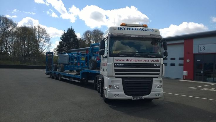 Phil Yeldham - DAF Truck