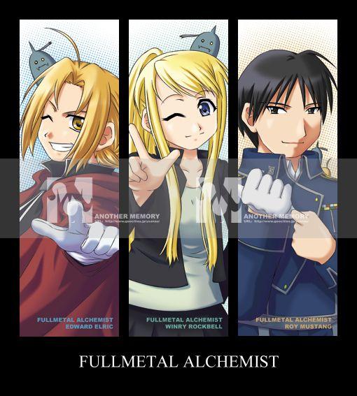 Fullmetal Alchemist   My Fandoms   Pinterest   I love, The ...