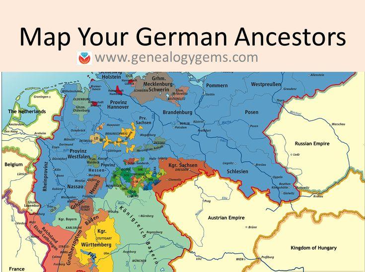 Ancestry Deutschland