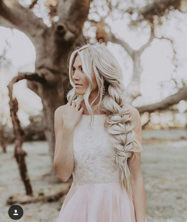 Hair Blonde Hair Sav Labrant Hair Styles Boho Hairstyle