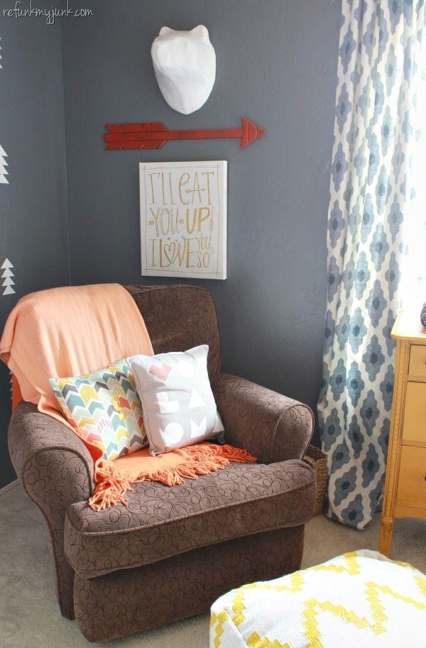 Die 105 besten bilder zu nursery decor   ideas auf pinterest ...