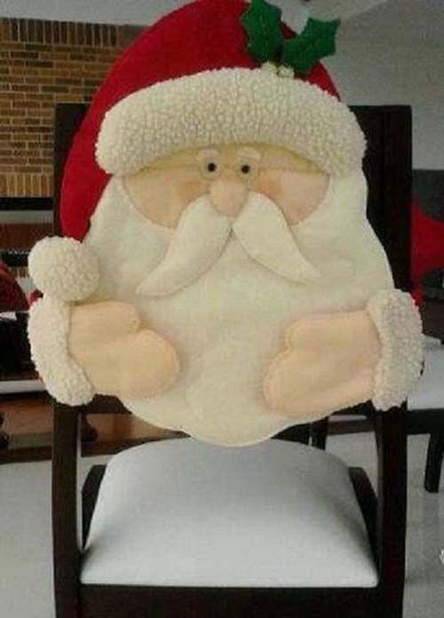 10 ideas para hacer cubresillas navideñas de fieltro04