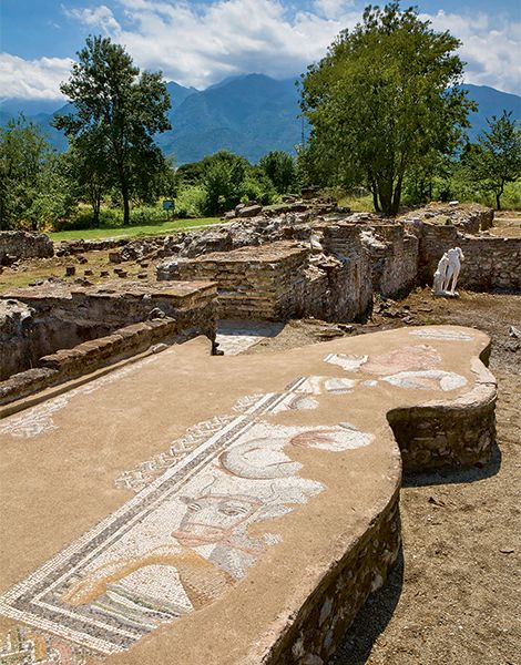 Macedonia's Remarkable Monuments - Greece Is