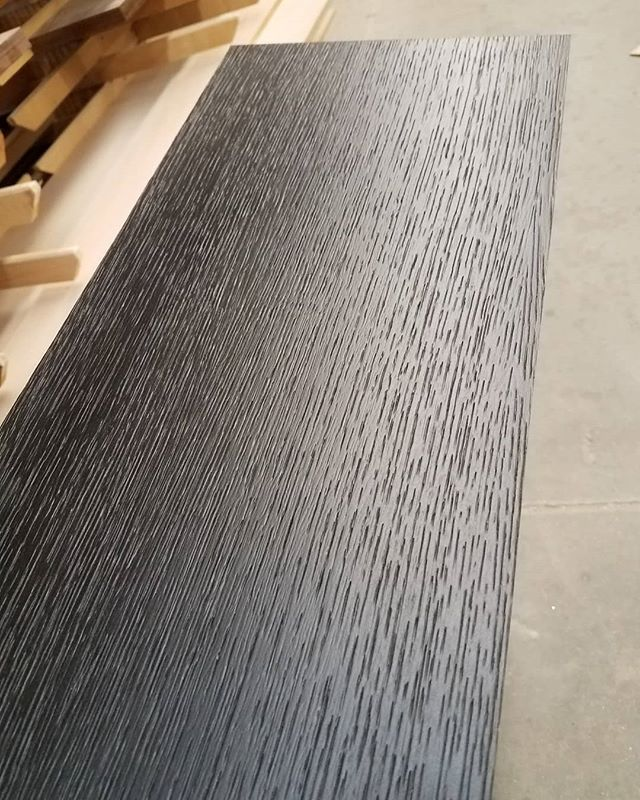 Check Out This Wire Brushed Finish One Of Our Customers