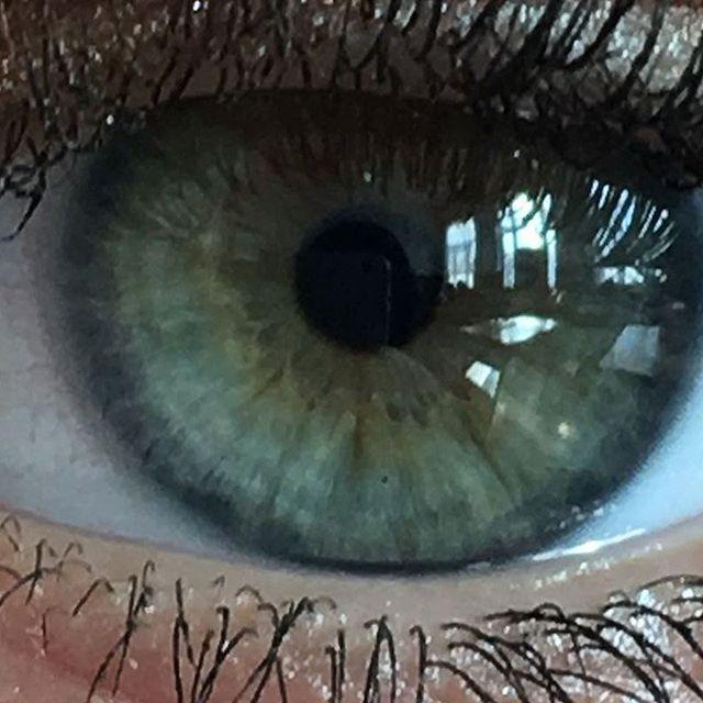 #green #eye
