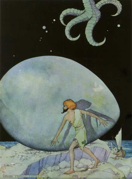 The Arabian Nights (1923-1928) - The Tale of Sinbad the Sailor
