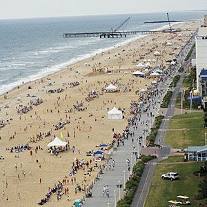 Virginia Beach, VA. Great vacation spot. Cool venues. Fun times!