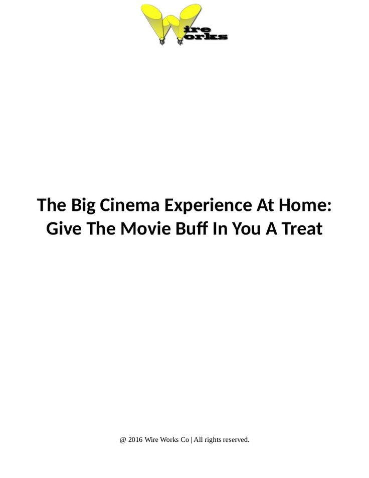 Professional Home Theater Installation Company In Colorado. Get the best surround sound speakers with home theatre installation services in South colorado.