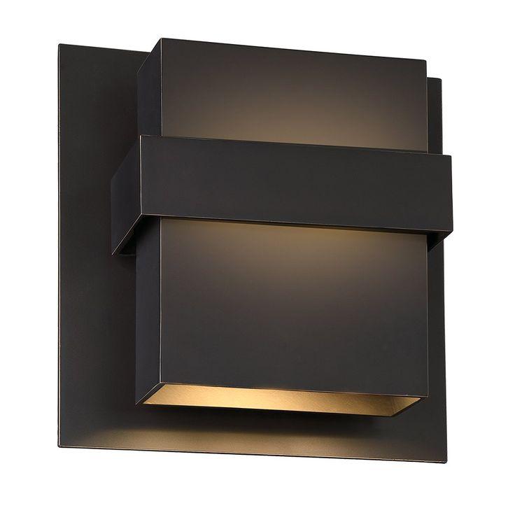 Modern Forms Pandora 1-Light Outdoor Flush Mount