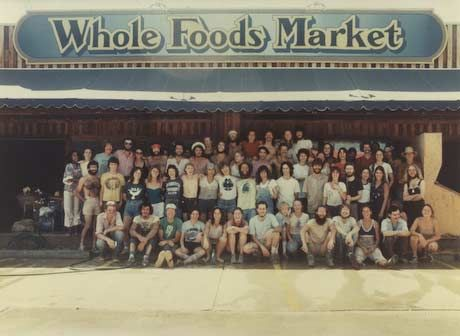 Wholefoods agenda for the food we eat