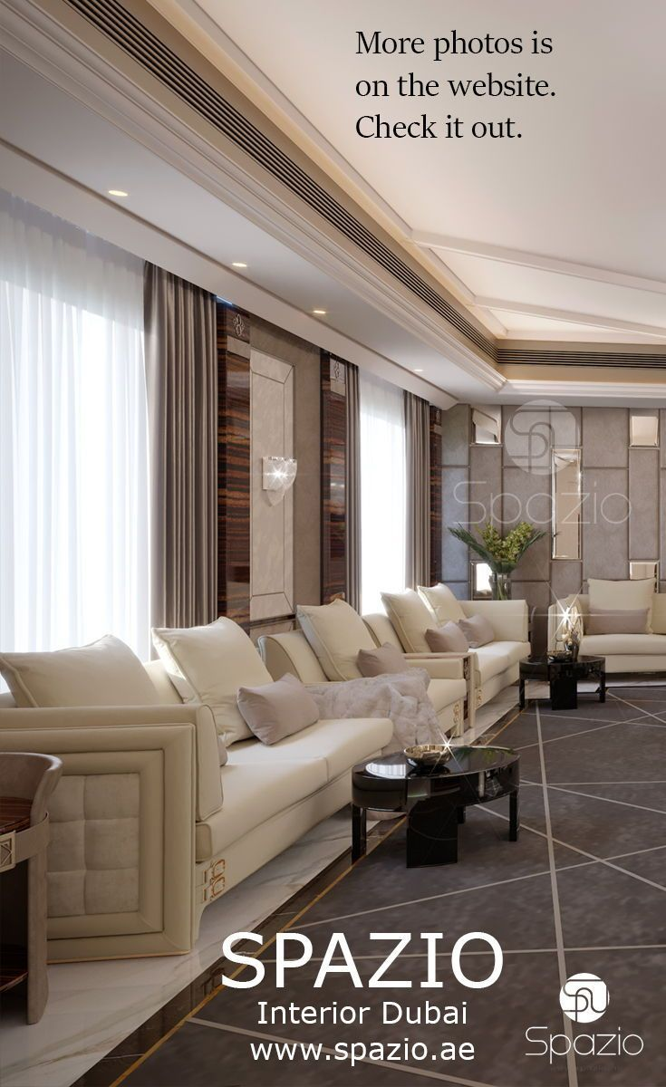 Beautiful Majlis For Men Decorated In Modern Style Of Interior Design And Decorat Luxury House Interior Design Modern Luxury Interior Living Room Design Modern