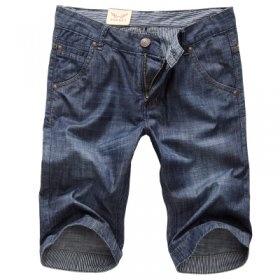 3 7 fold gthomme the frivolous gentleman cowboy short male trousers male laundering Han version men's clothing  $30.97