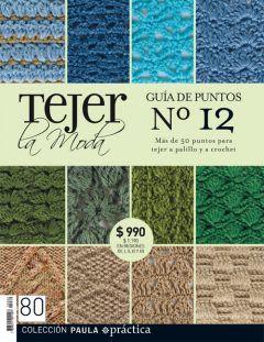 Moda Knitting Pattern Books : 17 Best images about TEJER la Moda on Pinterest Fair isles, Crochet edgings...