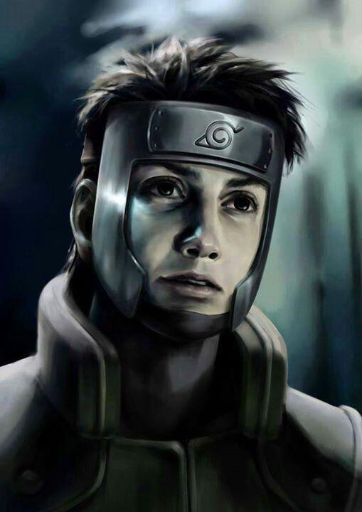 Captain Yamato! Epic art!! *-* #naruto | Naruto ...