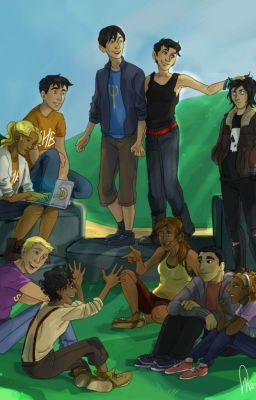 Read Traps and the Dead from the story The Demigod Tributes- Percy Jackson/ Hunger Games crossover by hello66554 (Lemon...