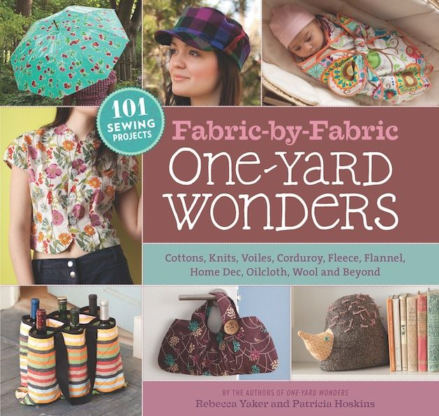 I have the 1st 1yd Wonder book, would love this one too!