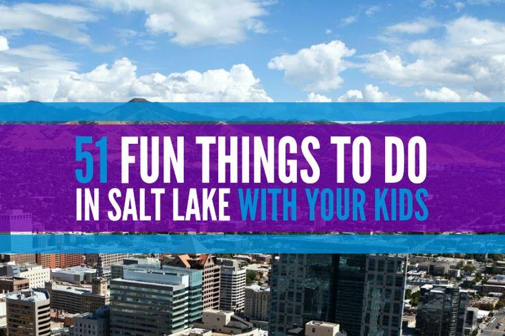 Fun Salt Lake City Date Ideas