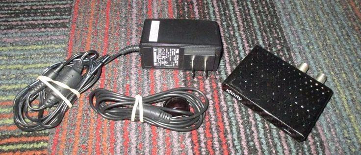 COMCAST XFINITY DIGITAL TRANSPORT ADAPTER DTA CABLE BOX W