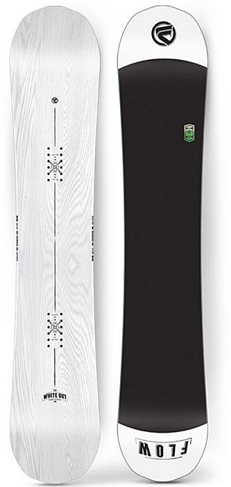 Flow Whiteout Snowboard - Men's Snowboards - 2016 - Christy Sports