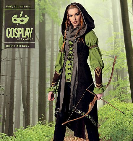 Sentinel Cosplay sewing patterns and historical costume sewing patterns. Make bodysuits, corsets, capes, gowns, tunics and more for cosplay costumes. Cosplay events listing and cosplay tutorials.