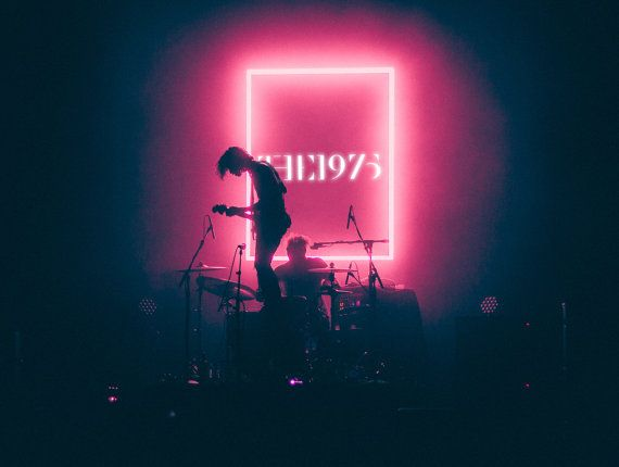 "The 1975 | A Change of Heart - Poster (18"" x 24"")"
