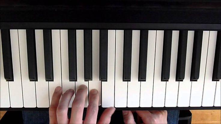 Piano Lesson 1 : Déliateur - un exercice pour délier les doigts