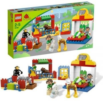 Lego Duplo Animal Clinic 6158 gibi diğer Lego ürünleri de sizi Yapı Oyuncakları reyonlarında bekliyor   Online Çarşınız: İstanbulÇarşısı.com