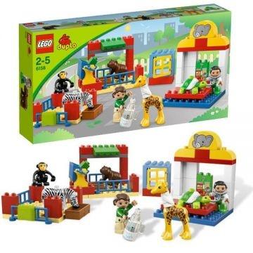 Lego Duplo Animal Clinic 6158 gibi diğer Lego ürünleri de sizi Yapı Oyuncakları reyonlarında bekliyor | Online Çarşınız: İstanbulÇarşısı.com