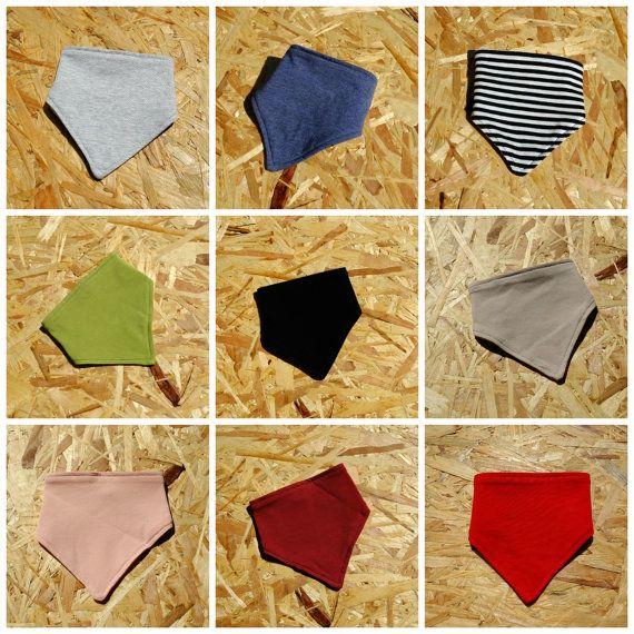 Check out this item in my Etsy shop https://www.etsy.com/uk/listing/490474587/2-pack-organic-bandana-dribble-bib