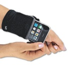 Phone Wrist Wallet - Good for jogging.