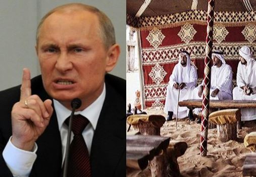President Putin: Russia will bomb Saudi Arabia back to the Stone Age life unless Riyadh desists from supporting terrorism – NewPoliticsToday