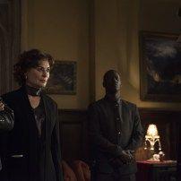 "DOMINIC SHERWOOD, MIMI KUZYK, ALBERTO ROSENDE 2x13 ""Those of Demon Blood"""