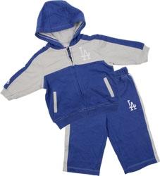 baby dodgers gear