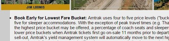 Amtrak Promotion Codes: Complete List of 2015 Amtrak Discounts